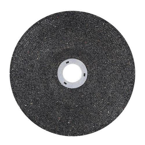 150x6x22黑色角磨片背面