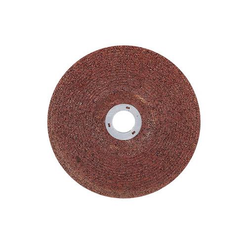 150x6x22紅色角磨片背面