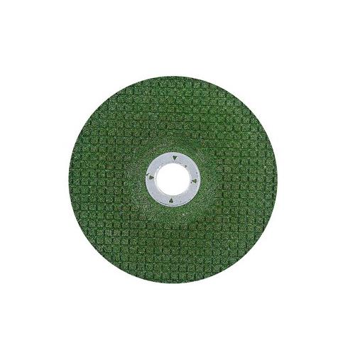 102x3x16綠色不銹鋼磨片背面