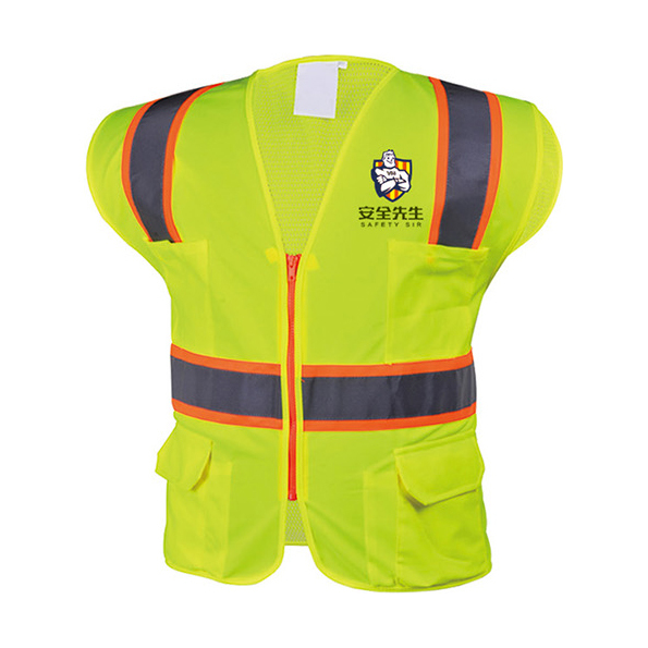 Reflective safety clothes series HYS-008