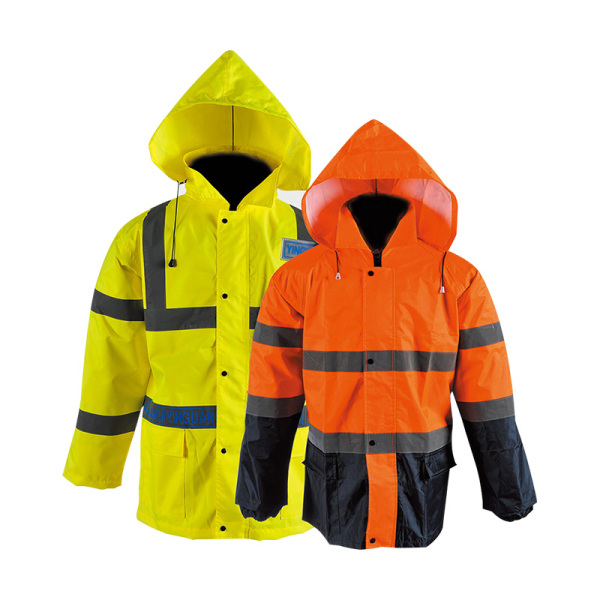 Reflective safety clothes series HYJ-001