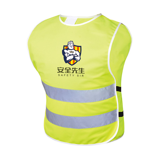 Reflective safety clothes series HYB-002