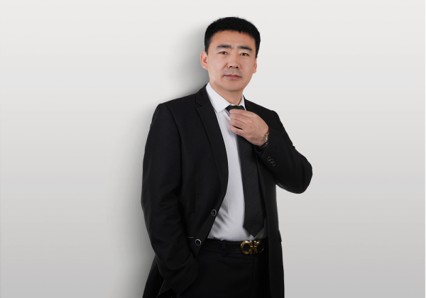 YOYOSO · Jiang Yanqiang Gold Instructor of the Business School of YOYOSO