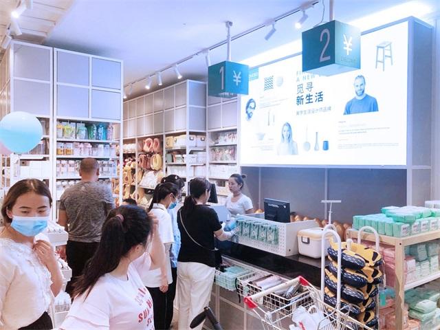 韓尚商學院:快時尚百貨實體店經營過程中如何積累品牌口碑?