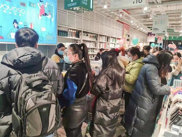 YOYOSO韓尚優品上海浦東店盛大開業7