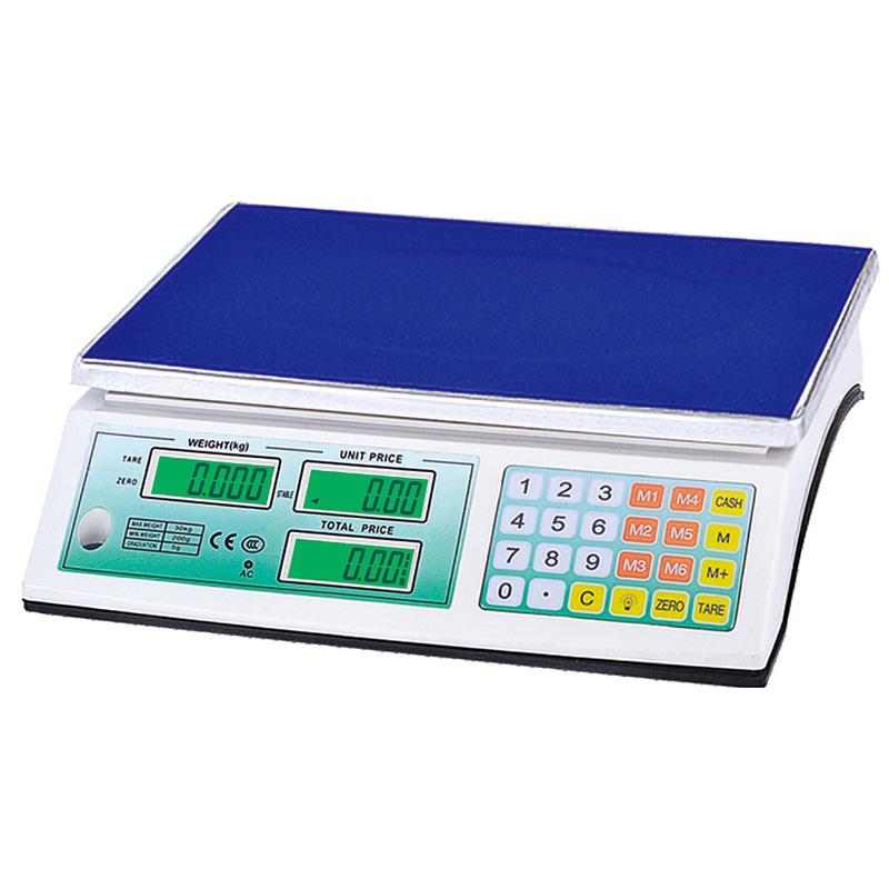 電子計價秤系列YZ-962