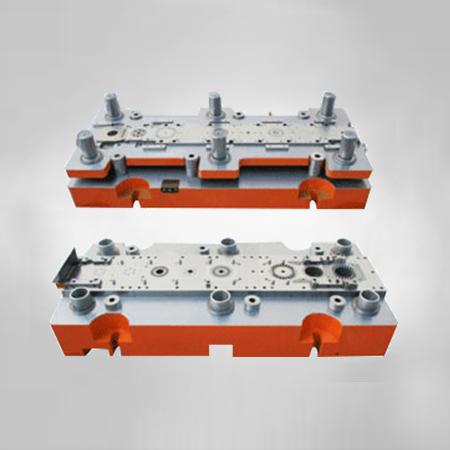 φ109电机铁芯级进模