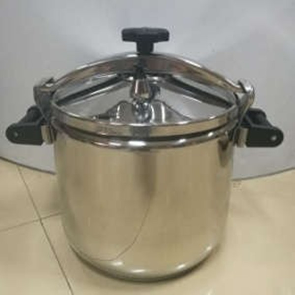 High Quality 20L/25L Stainless Steel Pressure Cooker GZY-SS1