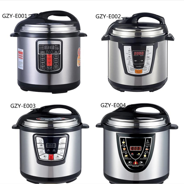 Hot Sell 6.0L Multi-Function Electric Pressure Cooker GZY-E06