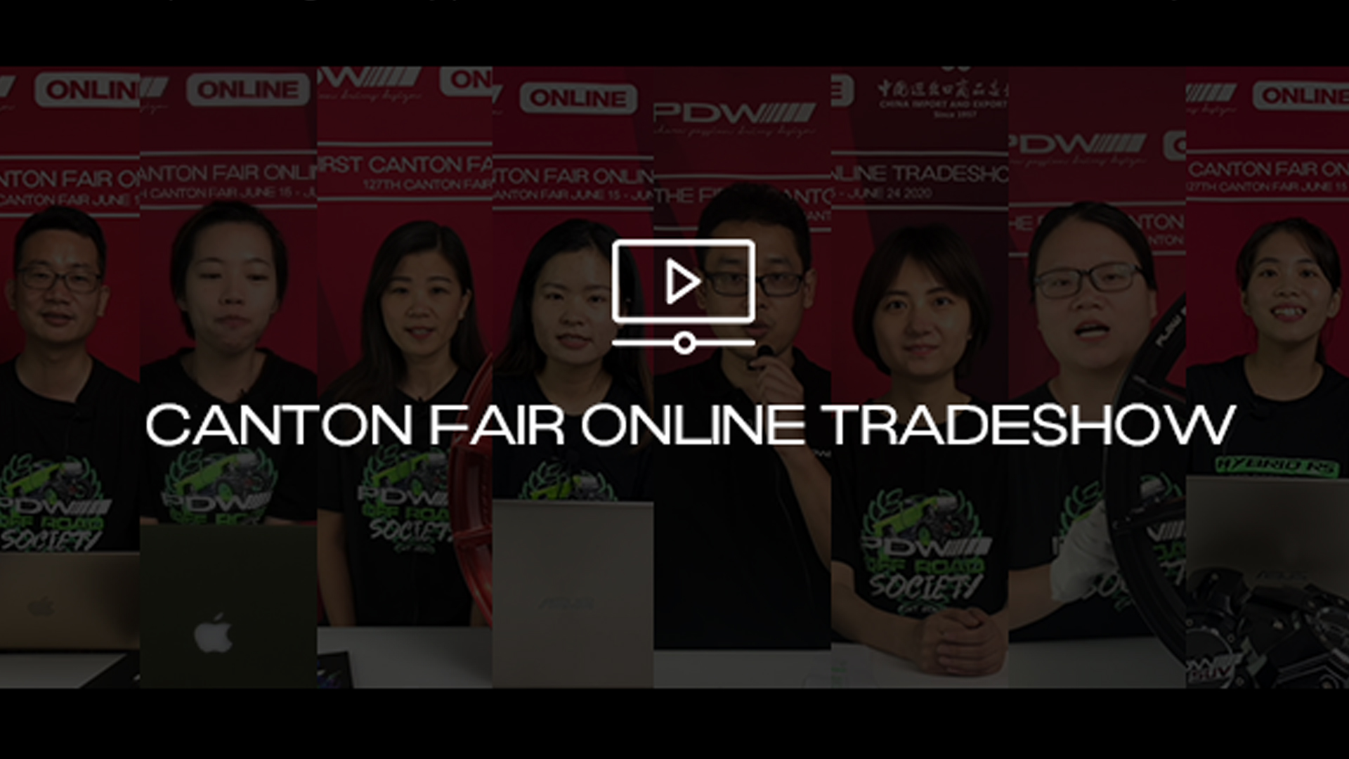 The 128th Session of Canton Fair scheduled online from October 15th to 24th.