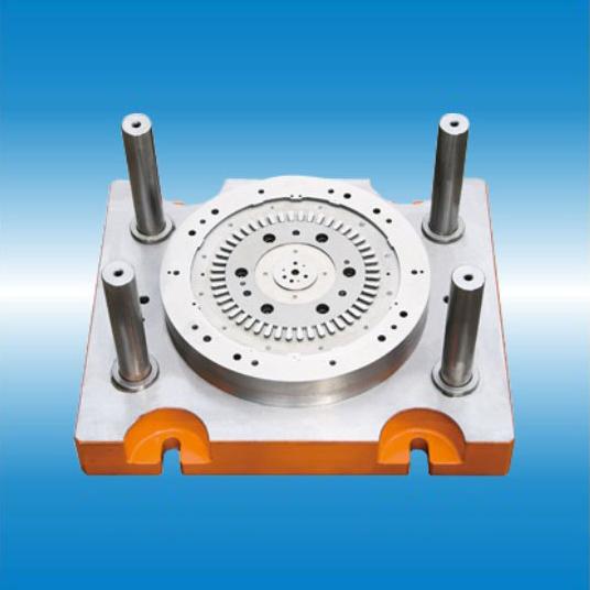电机冲片精密复合模 360(Y3-225-8P)